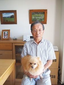 藤沢エデンの園の、ペットと同居できるお部屋。