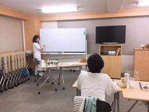 アニマルアロマアドバイザー通学講座の講義