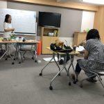 アニマルアロマ通学講座プライベートレッスンの講義